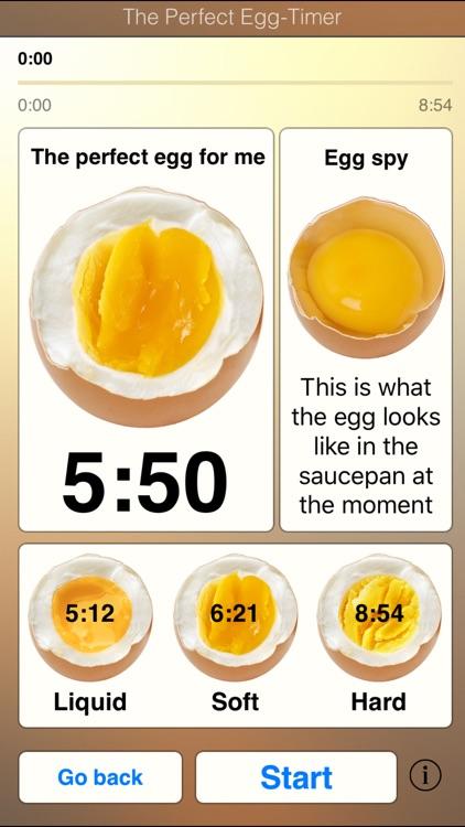 The perfect Egg timer screenshot-4