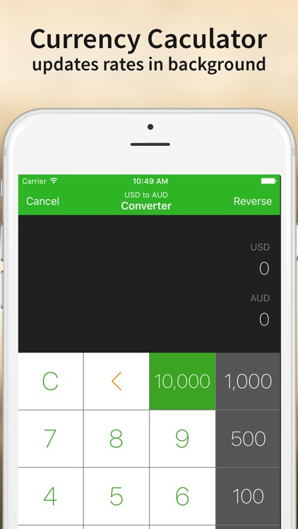 Currency Converter - Currency exchange unit for your travel