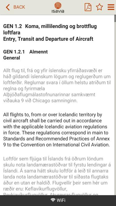 AIP Iceland screenshot three
