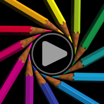 FrameCast - Online Animation Studio, create stop motion animated videos with sound