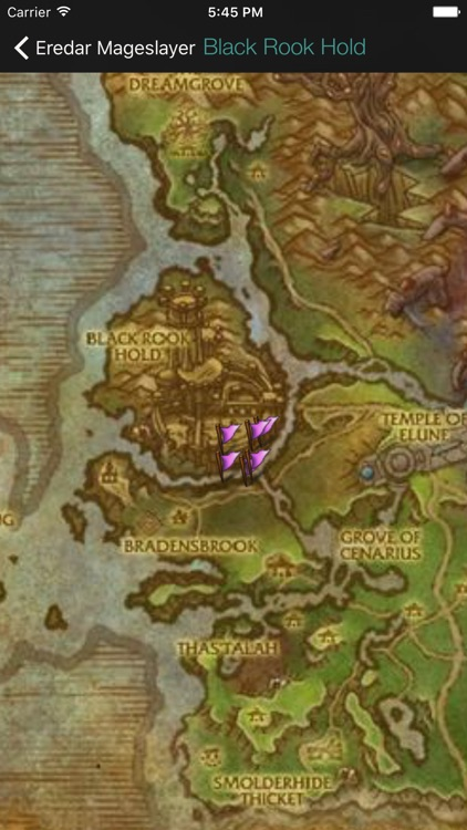 Pocket Wiki for WoW screenshot-3