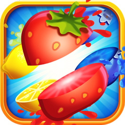 Fruit Cut- Pop Fruit Free Puzzle Games iOS App