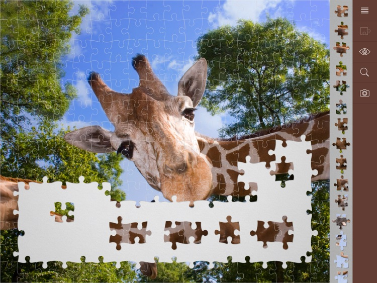 1000 Jigsaw Puzzles - real jigsaw in your hands! screenshot-0