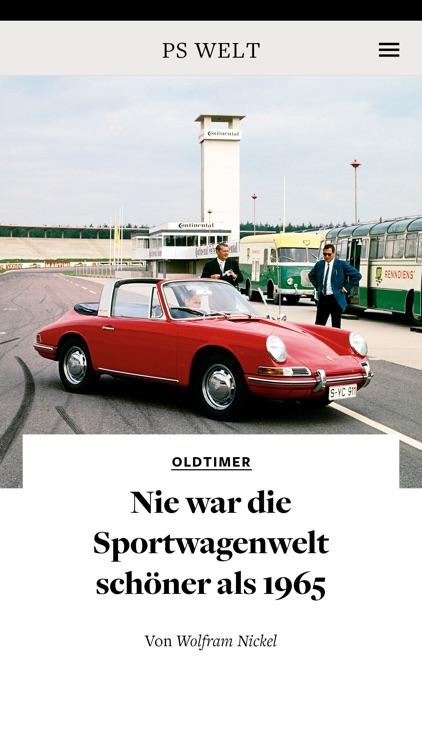 WELT Edition - Digitale Zeitung app image