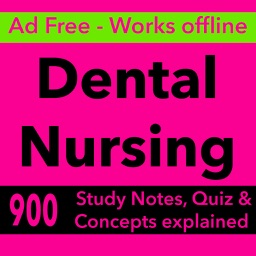 Dental Nursing Exam Review App : Terms & Quizzes