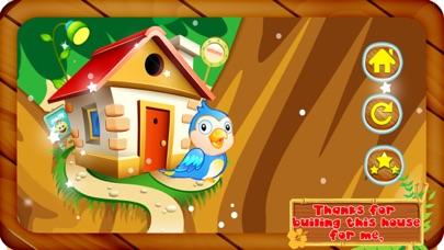 鳥の家を建てる - 小さなペット動物のための木の家を作る&それを飾ります紹介画像5