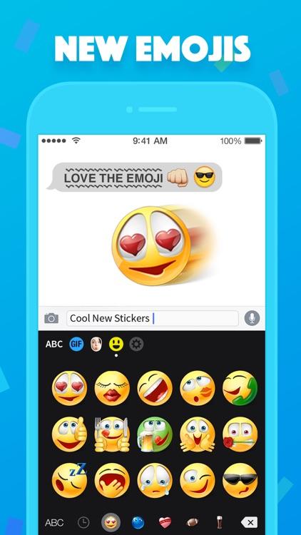 Joy Keyboard – GIF & Stickers by Quick Atom Ltd