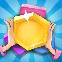 Jewels and Gems Match 3 Game: Crazy Diamond Rush and Color Puzzle Adventure