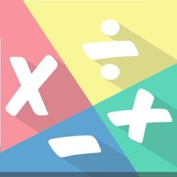 Math Game - Fast math problem solver