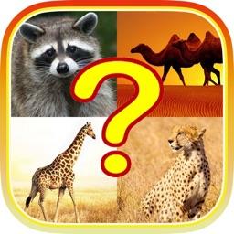 Animals Quiz - Vocabulary Game for kids