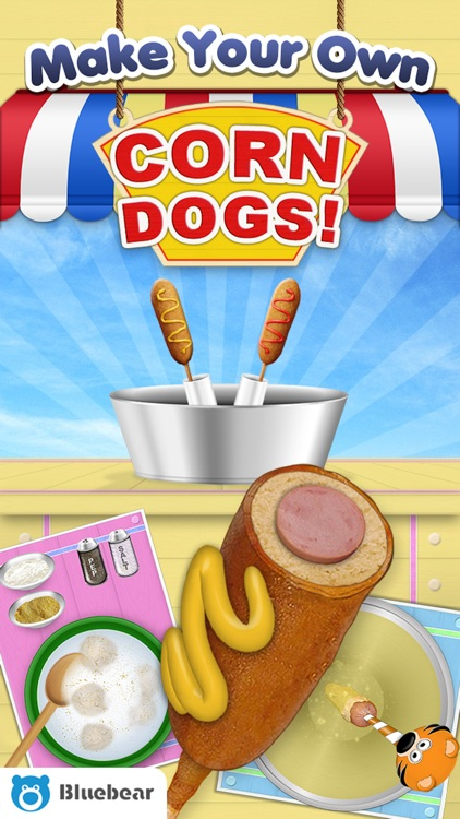 Corn Dog Maker - Unlocked Version