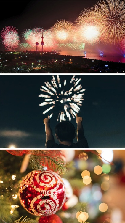 New Year Countdown - Greetings Cards & Wallpapers screenshot-3
