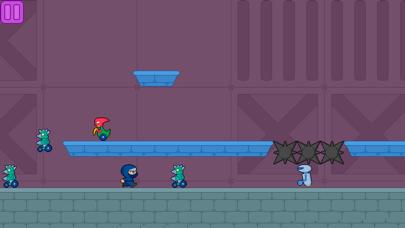 Villagers vs Robots Run Lite screenshot three