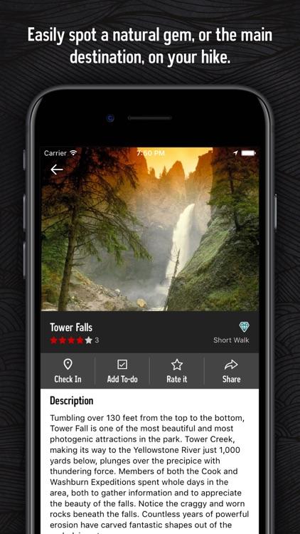 Hiking Project screenshot-3