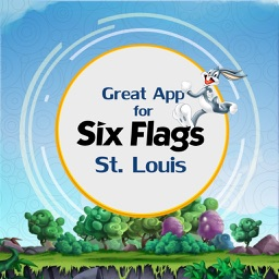 Great App for Six Flags St. Louis