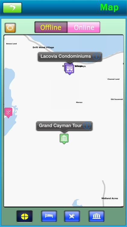 Cayman Islands Offline Guide