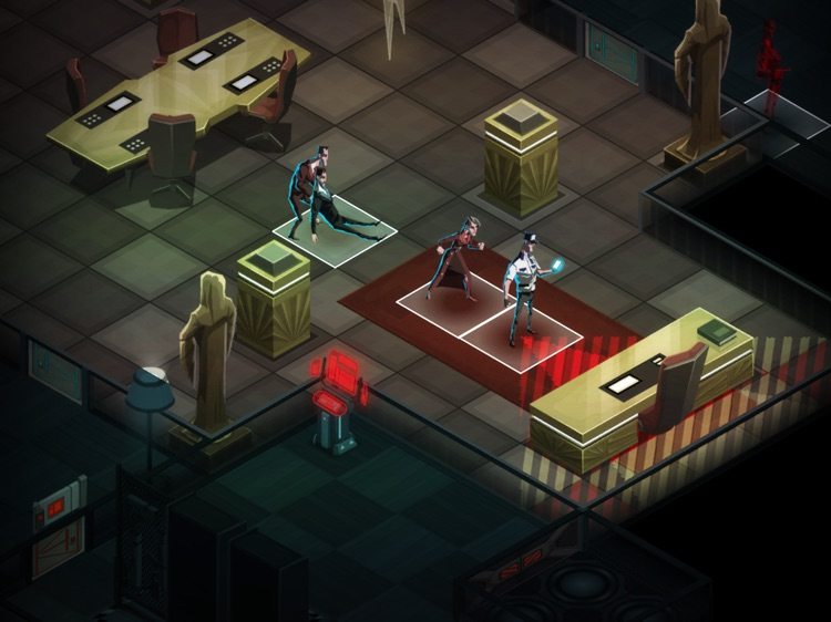Invisible, Inc. screenshot-3