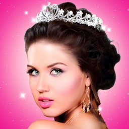 Princess Hair Styles Beauty Salon Virtual Makeover