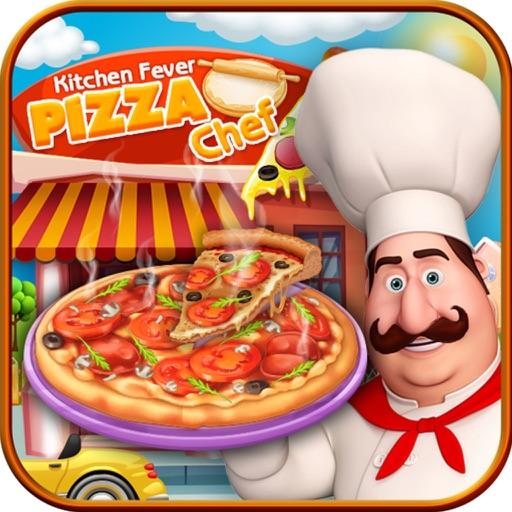 Kitchen Fever Pizza Chef - Time Management Cooking Game iOS App