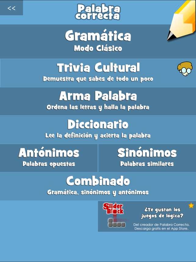 Palabra Correcta on the App Store