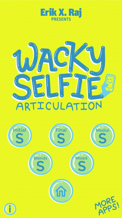 Wacky Selfie Articulation screenshot-1