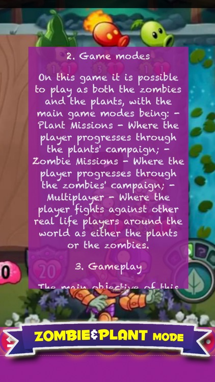 Free Guide For Plants vs. Zombies Heroes