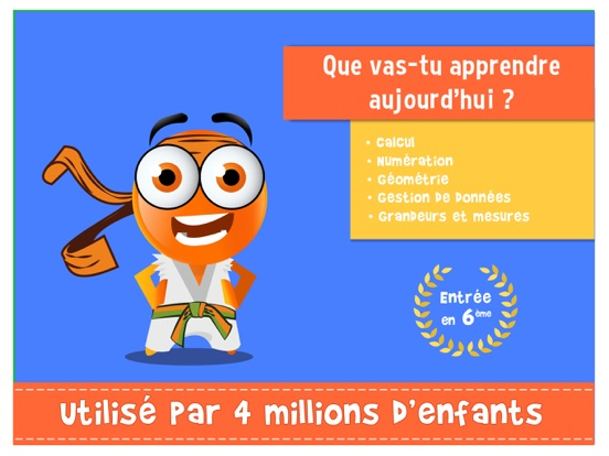 Screenshot #4 pour iTooch Les Bases des Maths