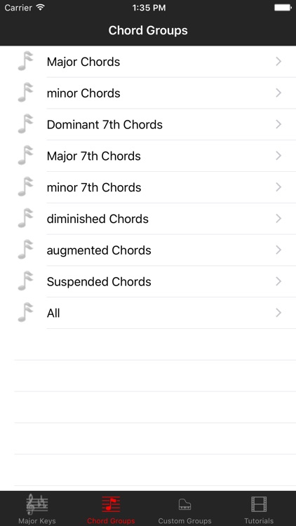 Piano Chord Key screenshot-2