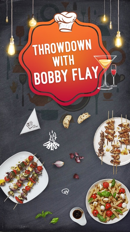 Best App for Throwdown with Bobby Flay screenshot-0
