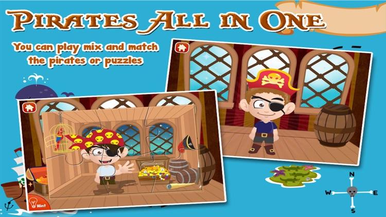 Pirates Adventure All in 1 Kids Games screenshot-3