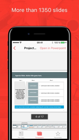 Templates for powerpoint pro on the app store toneelgroepblik Gallery
