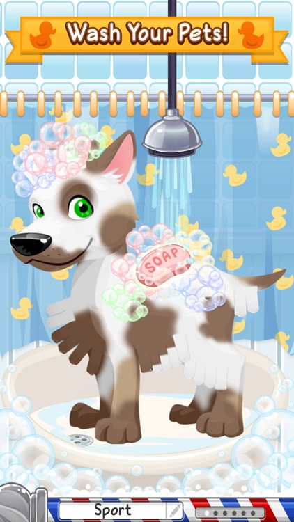 Sunnyville Pet Salon screenshot-0