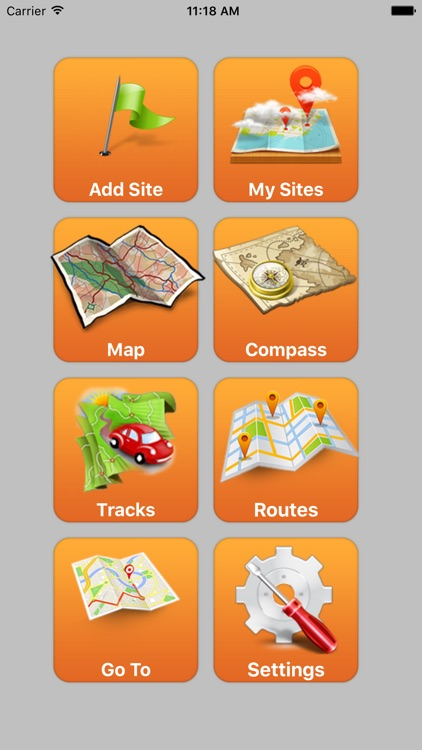 DestinationGPS screenshot-1