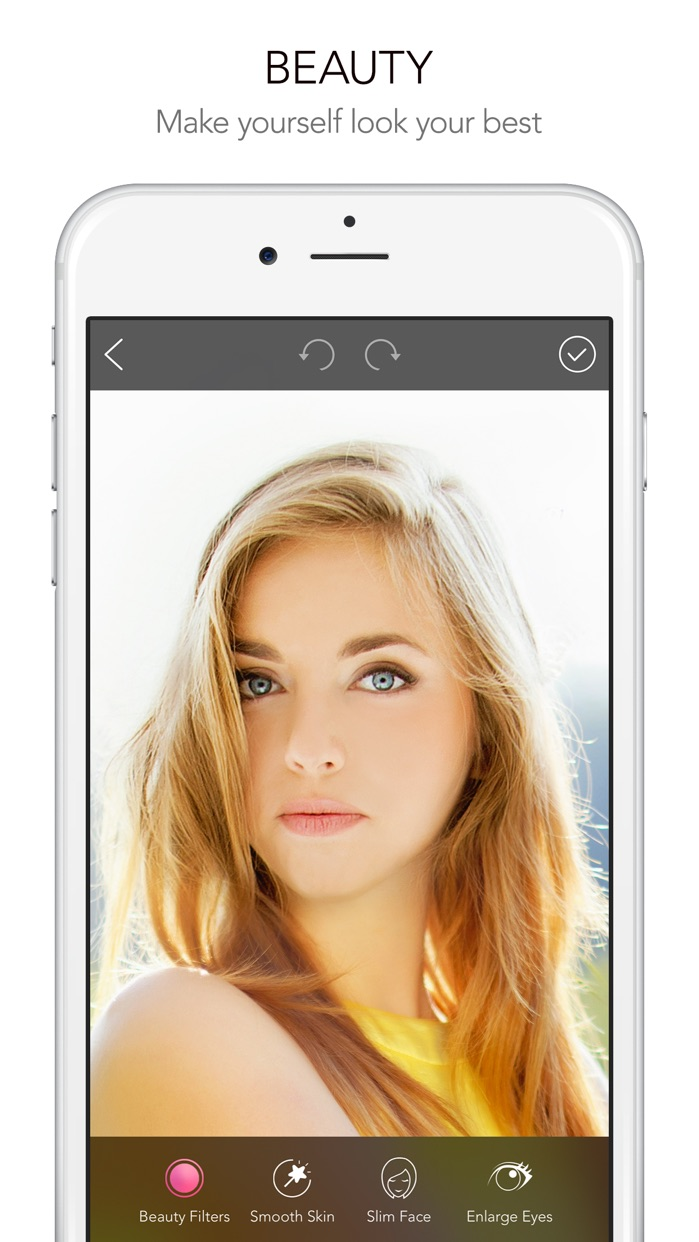 MOLDIV - Photo Editor, Collage & Beauty Camera Screenshot
