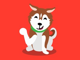 To celebrate the launch of the company Red Huskies, we're introducing a sticker pack with