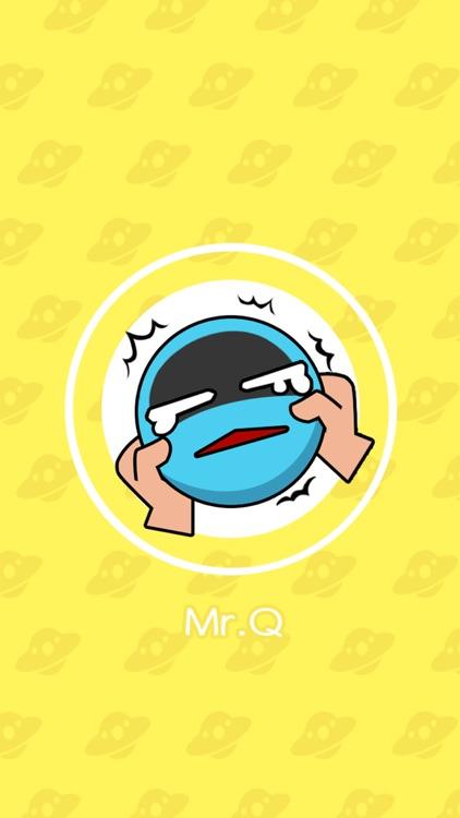 Mr. Q Stickers