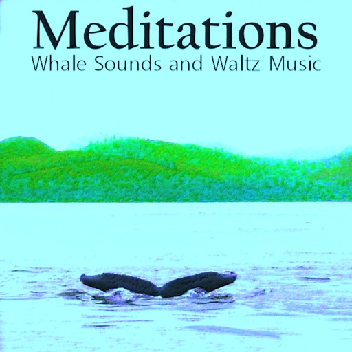 Meditations - Whale Sounds and Waltz Music