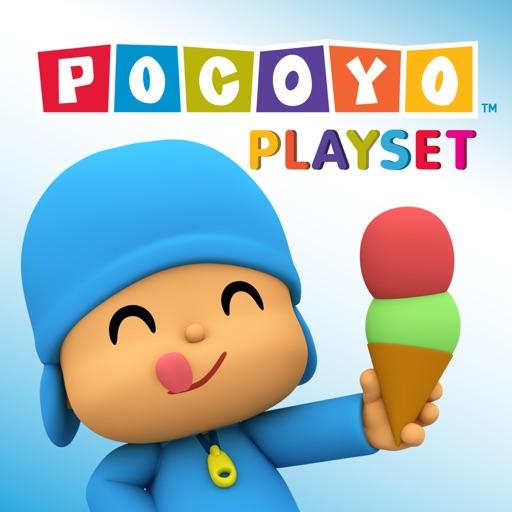 Pocoyo Playset - My 5 Senses