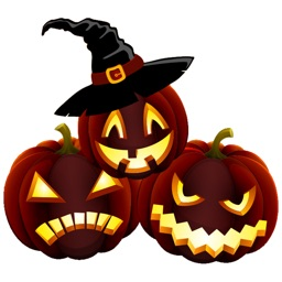 Halloween Sticker 3