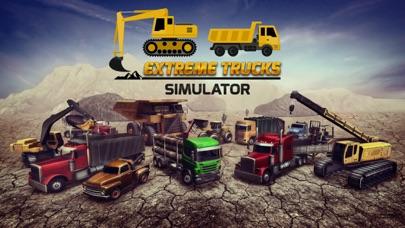 Extreme Trucks Simulator App 截图