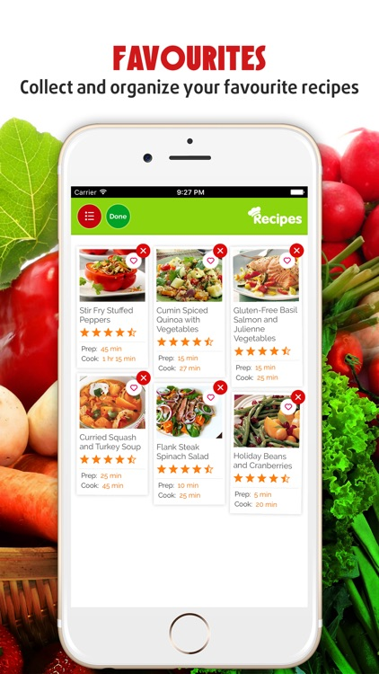 Yummy Vegetable Recipes ~ Best of delicious vegetable recipes screenshot-3