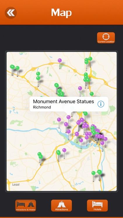 Richmond City Guide screenshot-3
