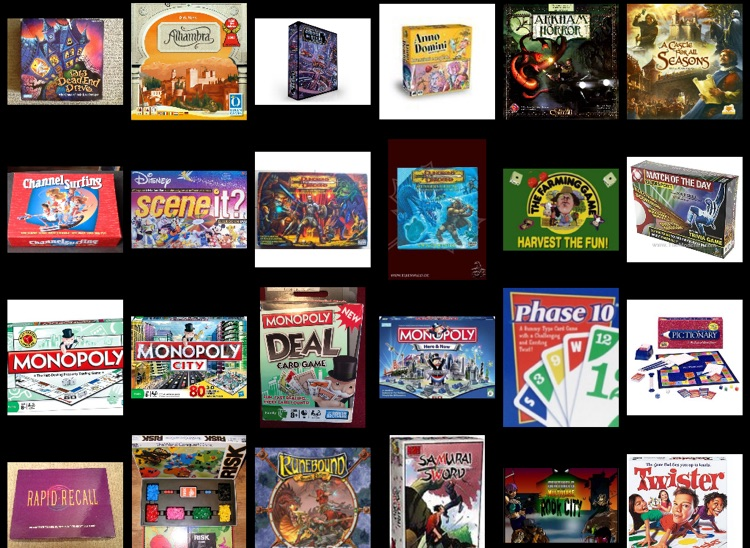 Board Game Collectors for iPad screenshot-2