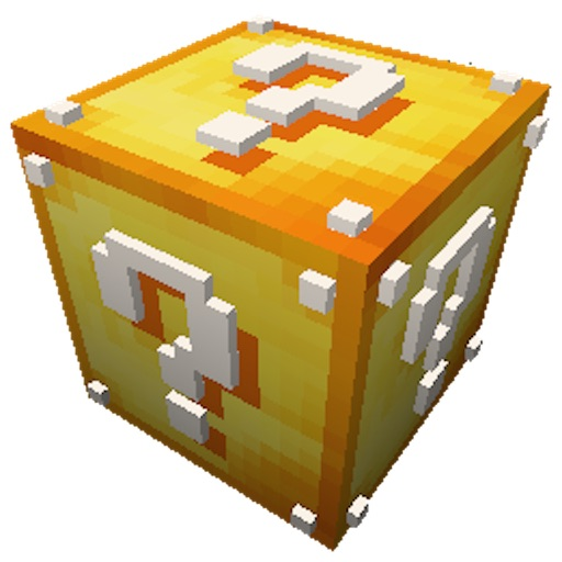 Lucky Block Addon for Minecraft PE