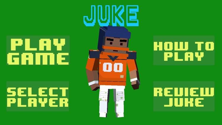 Juke - Football Endless Runner Game