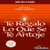 Libro Movil - Te Regalo lo que se te Antoje - Conny Méndez artwork