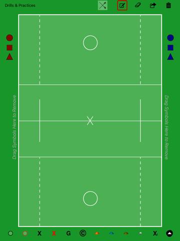 Lacrosse ClipPad screenshot 1