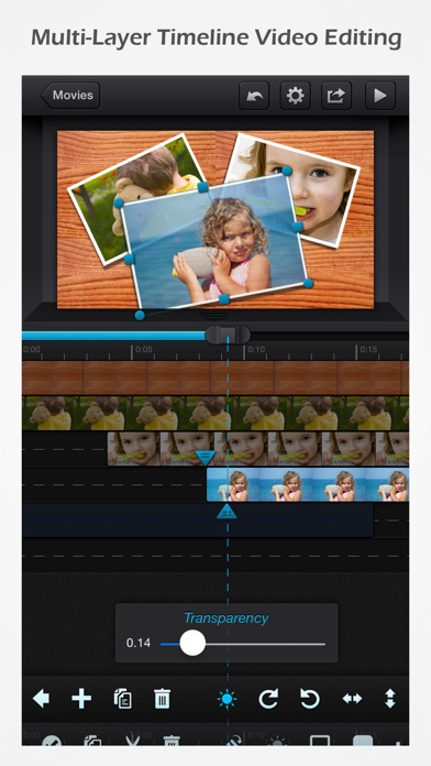 Cute CUT - Full Featured Video Editor Screenshot 1