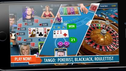 Roulette for Tango screenshot one