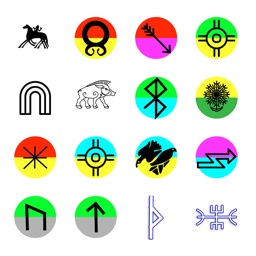 Ancient Stickers I